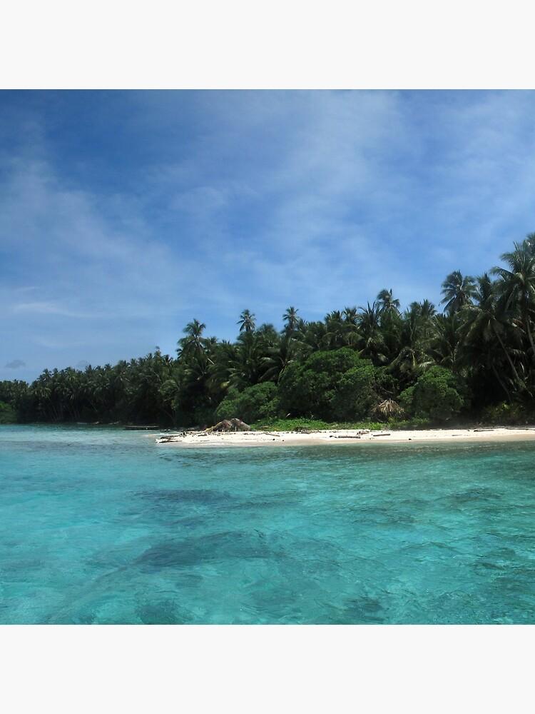Gudaraba Island by neoniphon