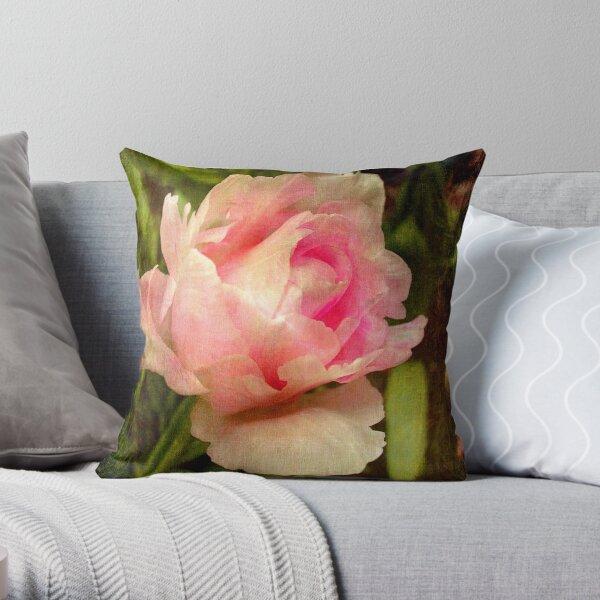 Soft as silk ©  Throw Pillow