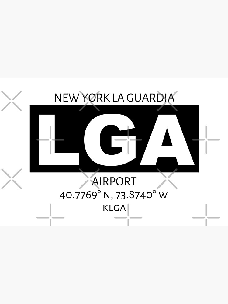 New York La Guardia Airport LGA by AvGeekCentral