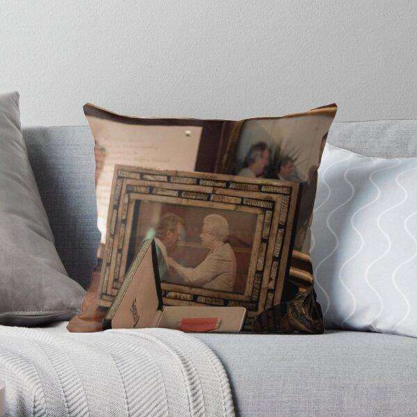 Honour Throw Pillow