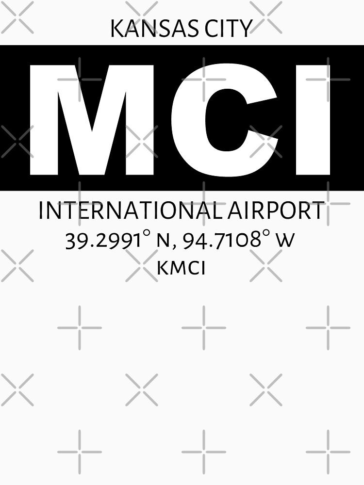 Kansas City International Airport MCI by AvGeekCentral
