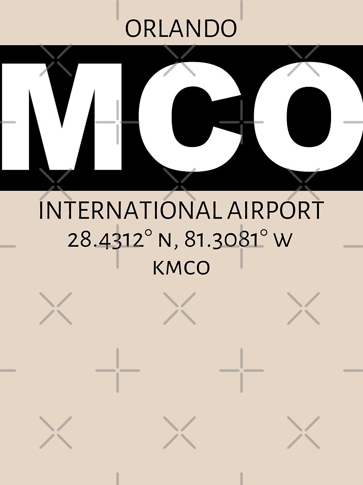 Orlando International Airport MCO by AvGeekCentral
