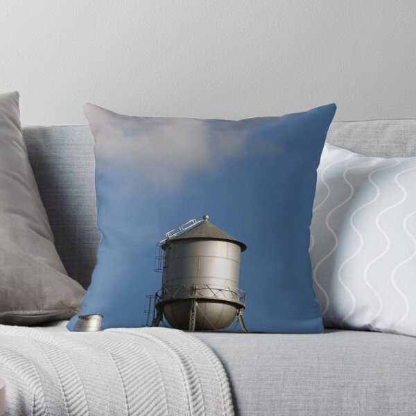 Untitled - WT 15 Throw Pillow