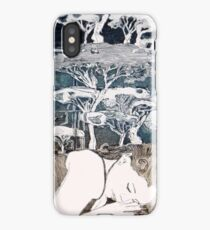"""Dreaming of Life"" Aquatint Etching iPhone Case/Skin"