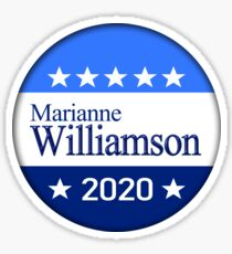 Marianne Williamson for President 2020 Sticker