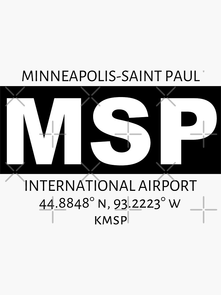Minneapolis-St Paul International Airport MSP by AvGeekCentral