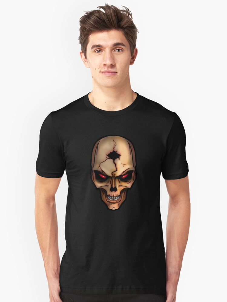 Head like a Hole Unisex T-Shirt Front
