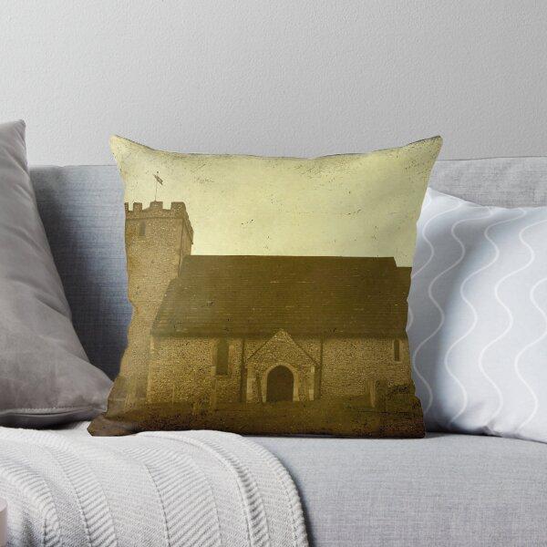 St. Nicolas ©  Throw Pillow