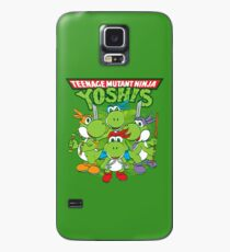 Teenage Mutant Ninja Yoshis Case/Skin for Samsung Galaxy
