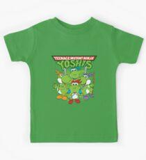 Teenage Mutant Ninja Yoshis Kids Clothes