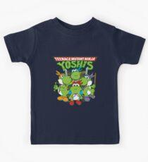 Teenage Mutant Ninja Yoshis Kids Tee