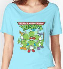 Teenage Mutant Ninja Yoshis Women's Relaxed Fit T-Shirt