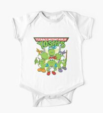 Teenage Mutant Ninja Yoshis One Piece - Short Sleeve