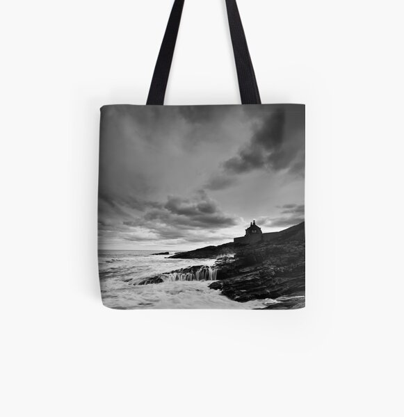 The Bathing House All Over Print Tote Bag