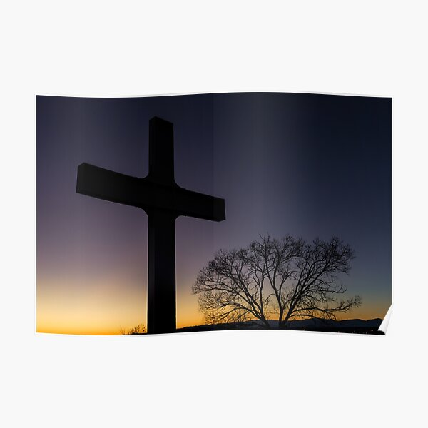 Cross of the Martyrs Poster