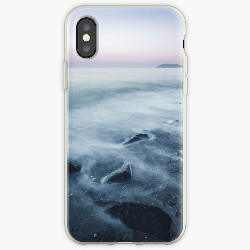 White Rock Beach, Killiney, Ireland iPhone Case & Cover