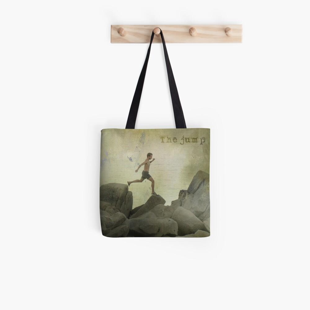 The jump Tote Bag