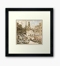 Boston Massacre Framed Print