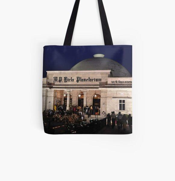 Planetarium All Over Print Tote Bag