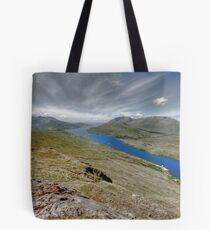 Killary Fjord View Tote Bag