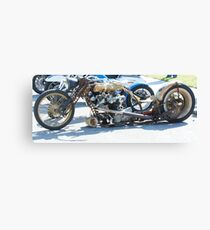Low Riding Cadillac Canvas Print