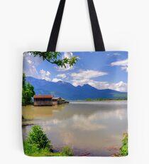 Beautiful shoreline Tote Bag