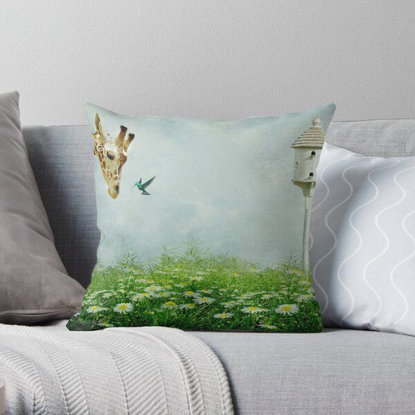 You've Got A Friend.... Throw Pillow