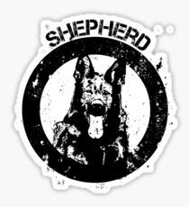 GSD - Shepherd Sticker