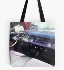 "1956 Pontiac Star Chief"" Tote Bag"