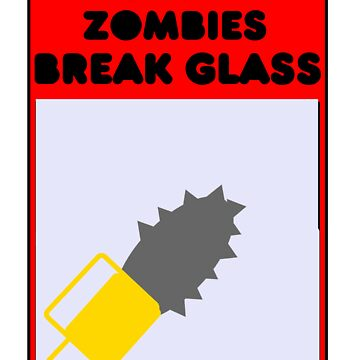 in case of zombies by e11jay