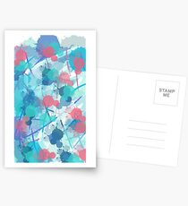 Bubblegum breeze Postcards