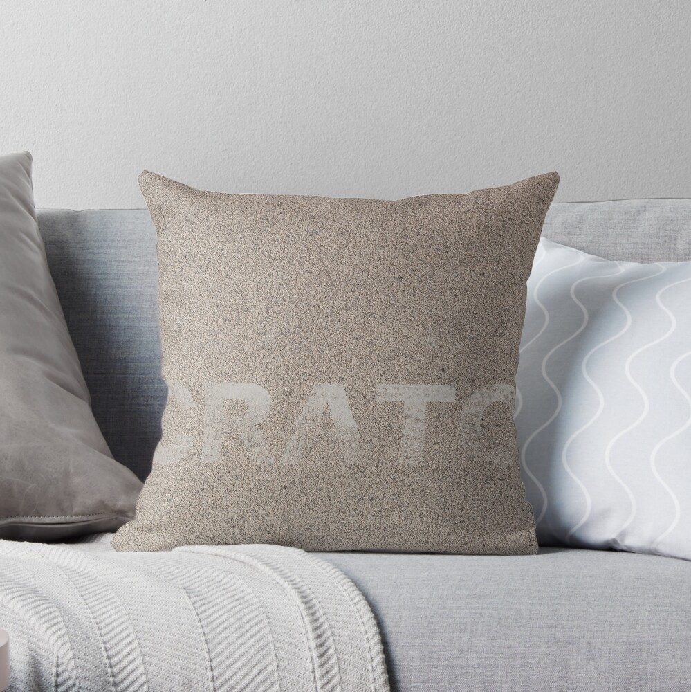ITCH Throw Pillow