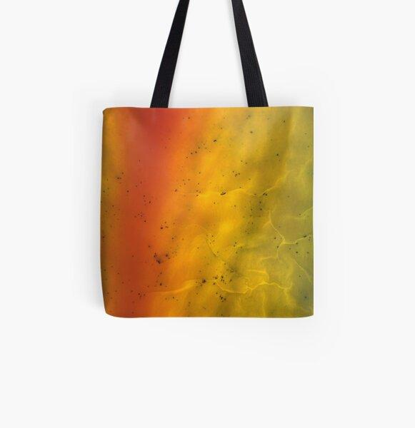 transparent skin All Over Print Tote Bag