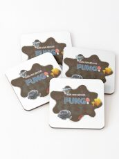 Ask me about FUNGI Coasters