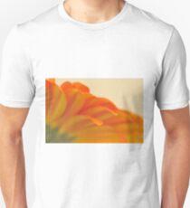 Orange Gerbera Daisy 2, As Is T-Shirt