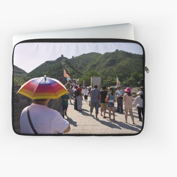 BYO shade - Great Wall of China Laptop Sleeve