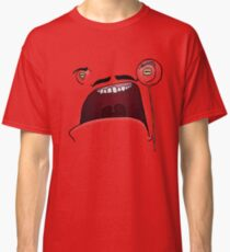 Smartest of the Mollusks: Face-tee edition Classic T-Shirt