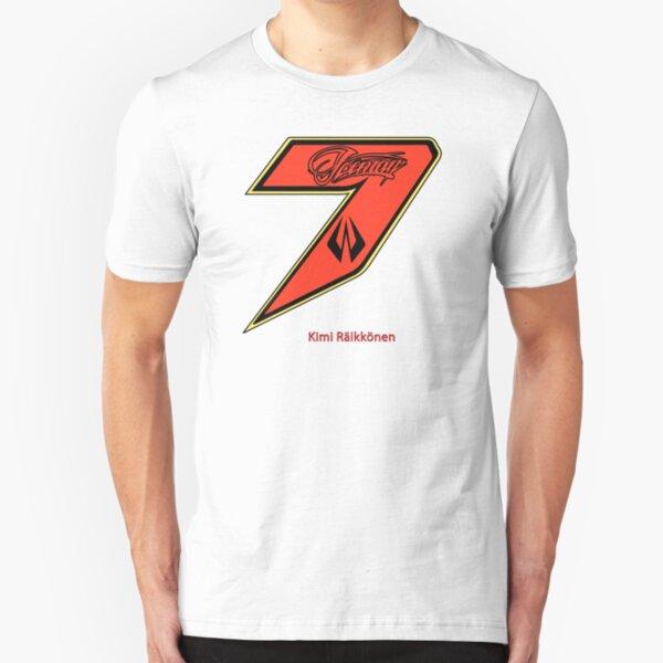 Kimi Raikkonen  Slim Fit T-Shirt
