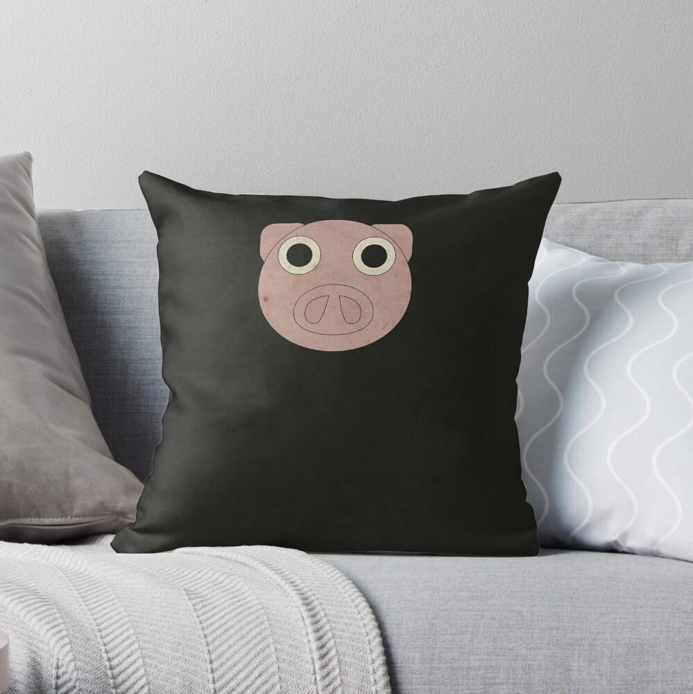 Snatch Throw Pillow