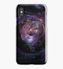 Chaos Colors iPhone Case