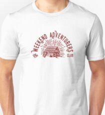 Weekend Adventurers Club Unisex T-Shirt