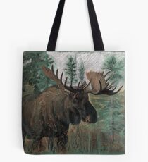 The Moose Tote Bag