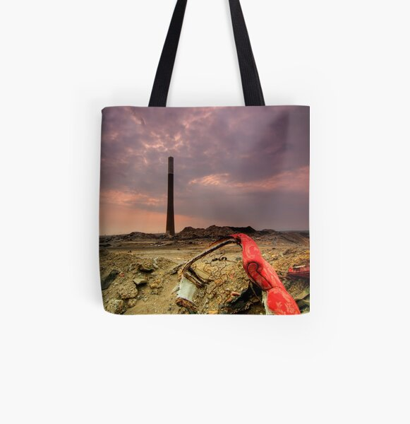Chair All Over Print Tote Bag