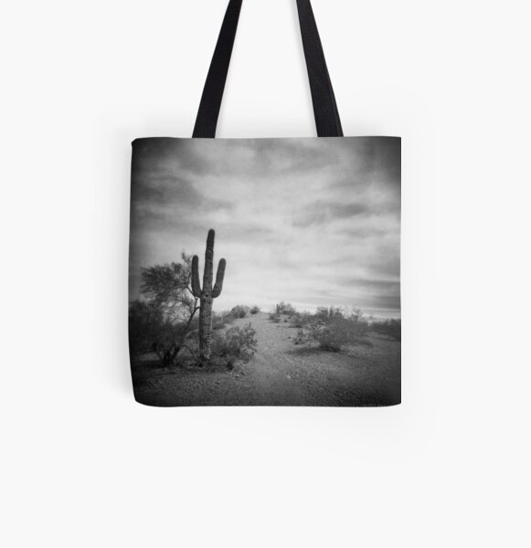 A Long Time After All Over Print Tote Bag