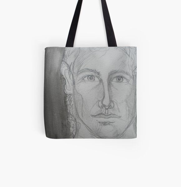Jeremy All Over Print Tote Bag