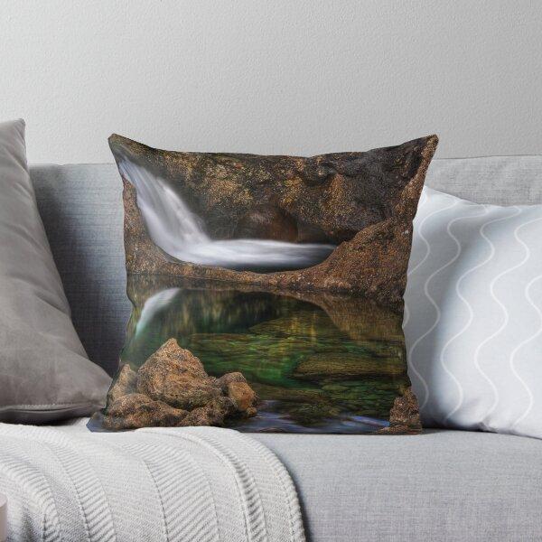 Fairy Pools (1) Throw Pillow
