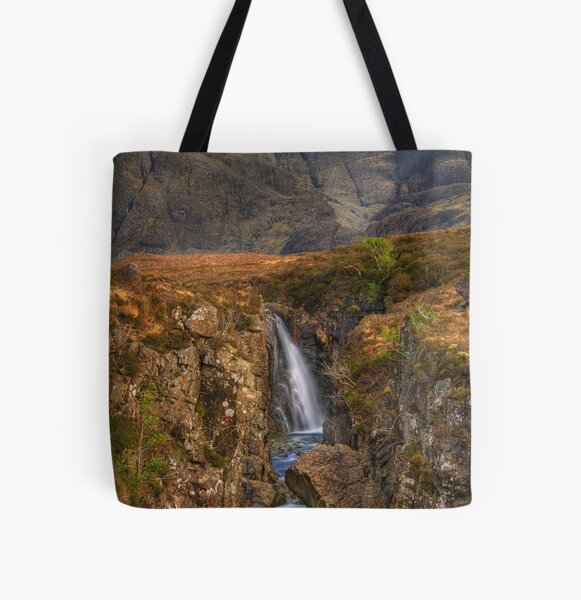 Fairy Pools (3) All Over Print Tote Bag