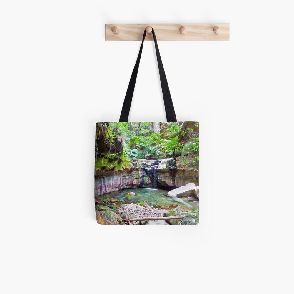 The Moss Gardens Tote Bag