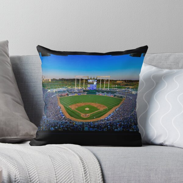 Packed to the Rafters Throw Pillow