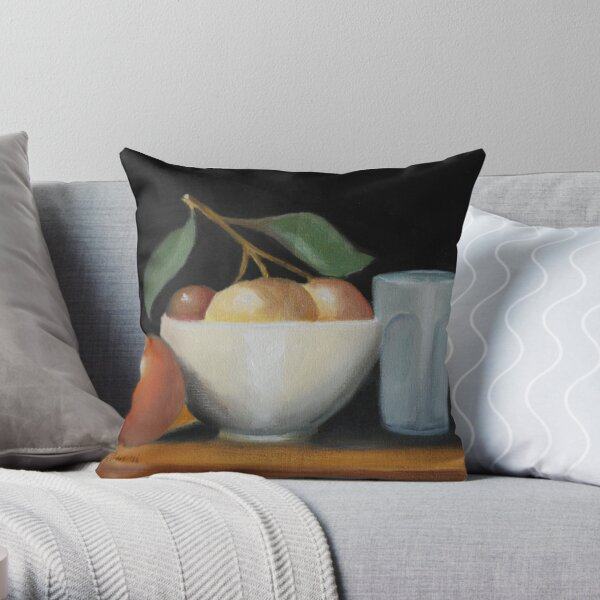 Still Life Study no-5 Throw Pillow